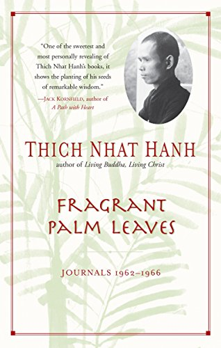 Image of Fragrant Palm Leaves: Journals, 1962-1966