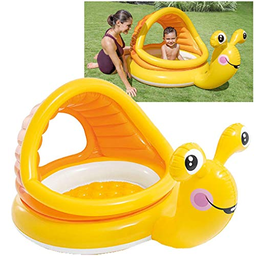 Intex Lazy Snail Shade Baby Pool 57124NP