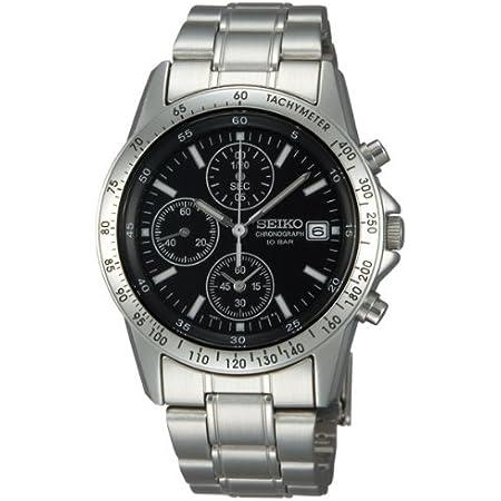 SEIKO(セイコー) 腕時計 クロノグラフ SBTQ041 メンズ
