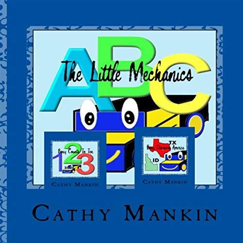 The Little Mechanics: 3 Book Series audiobook cover art
