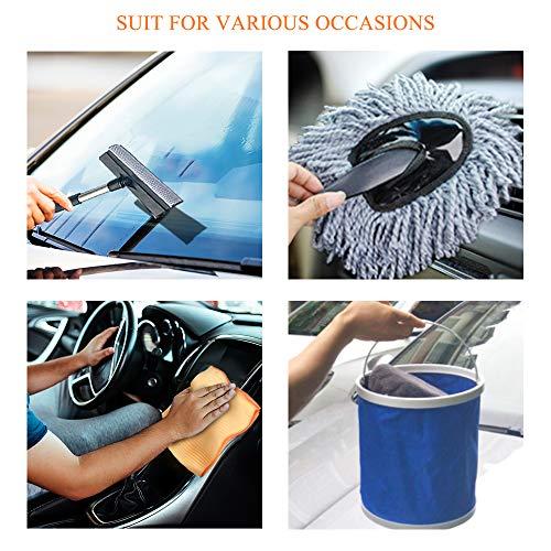 Hhobake 11Pcs Car Cleaning Tools Kit