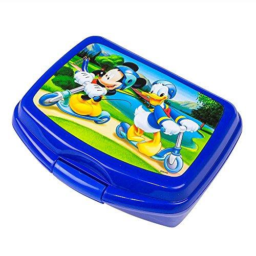Mickey Mouse Boîte de Collation | Disney Conteneur de Casse-Croûte