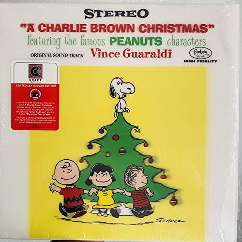 A Charlie Brown Christmas - Vince Guaraldi Trio - Vinyl LP