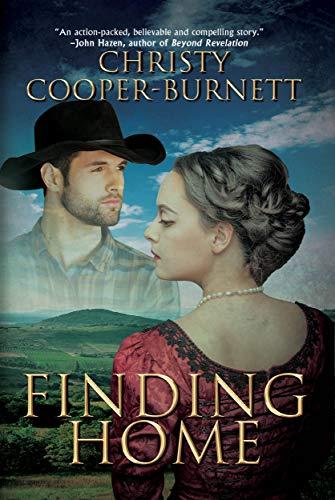 Finding Home by Christy Cooper-Burnett ebook deal