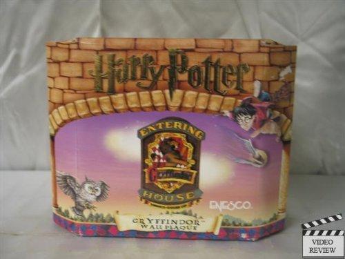 Harry Potter Wall Plaque Enesco RARE - Hogwarts image