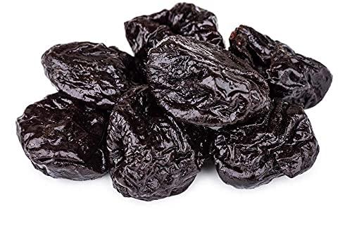 Carlos NatureVit California Pitted Prunes, 1 kg [Unsweetened, Rich in Fiber]
