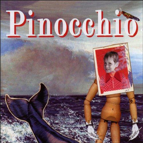 Pinocchio cover art