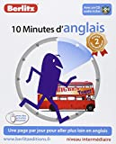 ANGLAIS (D'), 10 MINUTES - NIVEAU 2 INTERMEDIAIRE