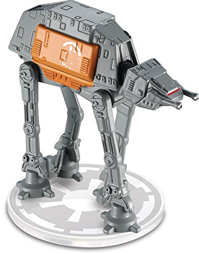 Hot Wheels – Star Wars – Starships – Rogue One Imperial AT-ACT Cargo Walker – Miniatur Diecast Modell + Display