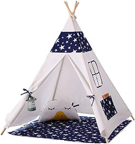 Global-tent Canvas Indian Kinderzelt, Importiert Kiefer Klammer Baumwoll-Canvas, SeitenbelüFtung Fenster Design Aktiven Umweltschutz Drucken Und F en