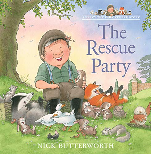 Butterworth, N: Rescue Party (Tales from Percy's Park)