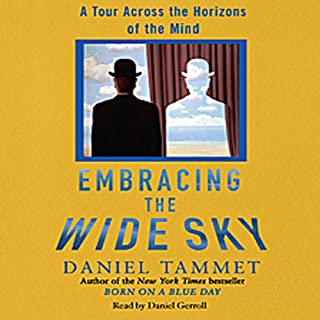 Embracing the Wide Sky audiobook cover art