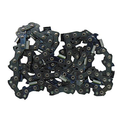 MoltenSales 14 Inch Chainsaw Chain .375 .043 52DL Replacement for 40 Volt Ryobi RY40502 RY40511, Makita XCU03Z XCU03PT1 36 Volt, LYNXX 40 Volt, LiTHELi 40 Volt, Oregon R52 (3 Chains)