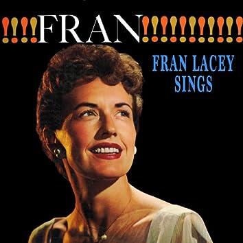 Fran Sings!!