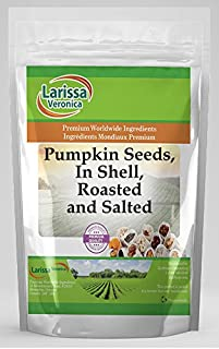 Pumpkin Seeds, In Shell, Roasted and Salted (16 oz, ZIN: 525797)
