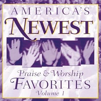 America's Newest Praise & Worship Favorites, Vol. 1