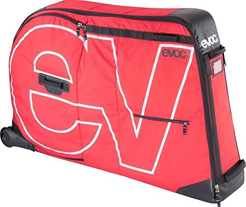 Evoc Bike Travel Bag Red, One Size by Evoc