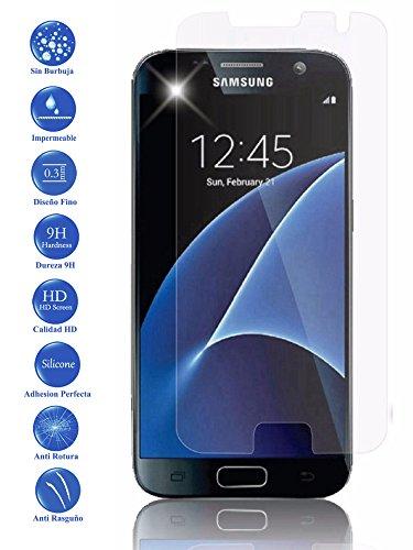 Todotumovil Protector de Pantalla Samsung Galaxy S7 G930 de Cristal Templado Vidrio...