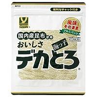ヤマナカフーズ デカとろアルミパック 24g×10袋入×(2ケース)