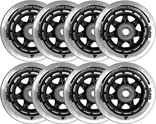 Rollerblade Unisex– Erwachsene 90Mm/84A + Sg9 Räder, Neutral, UNIC