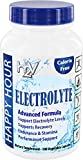 dehydration pack - Electrolyte Pills– Helping w/Dehydration, Muscle cramping, Performance & Rapid Recovery. Vegetarian Capsules with Magnesium, Potassium, Sodium & Calcium Supplement by Happy Hour Vitamins