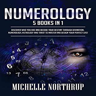 Numerology: 5 Books in 1 cover art