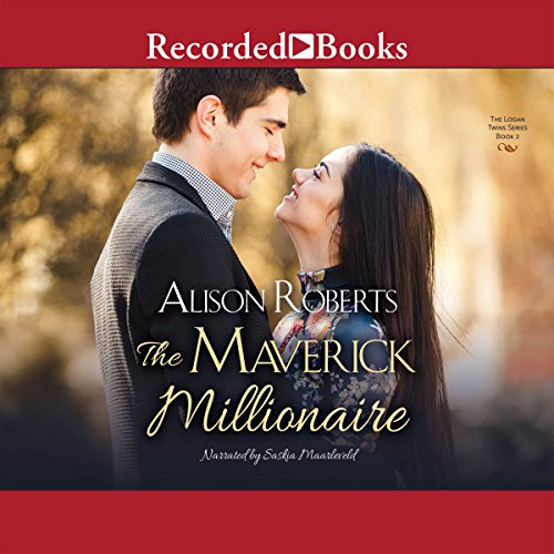 The Maverick Millionaire audiobook cover art