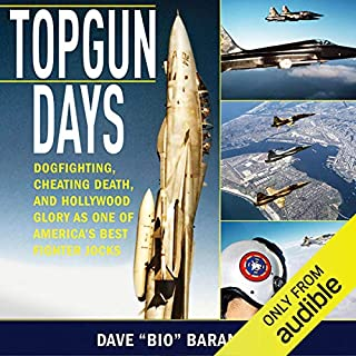 Topgun Days cover art