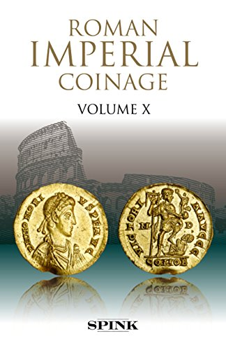 Roman Imperial Coinage. Volume X (v. 10)