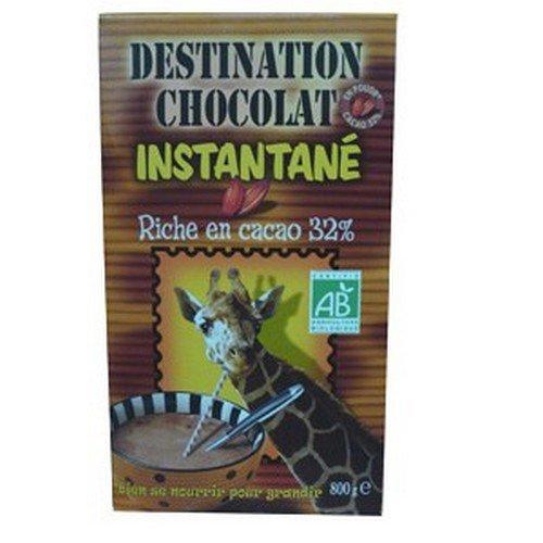DESTINATION - CHOCHOLATE INMEDIATO EL ORIGINAL 800G
