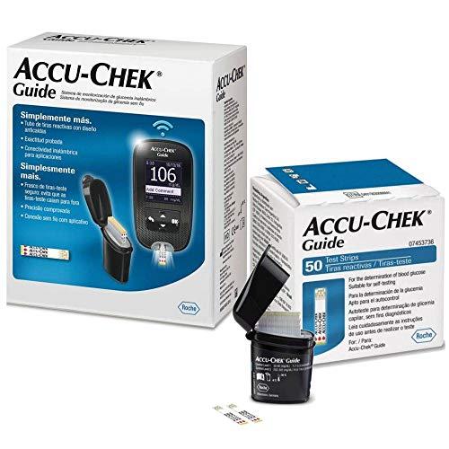 Aparelho para Diabetes Accu check Completo Promoção