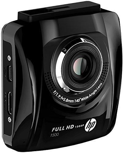 【正規輸入品】 HP(ヒューレット・パッカード) ドライブレコーダー 2.4インチ カラーTFT液晶 広角140° f500