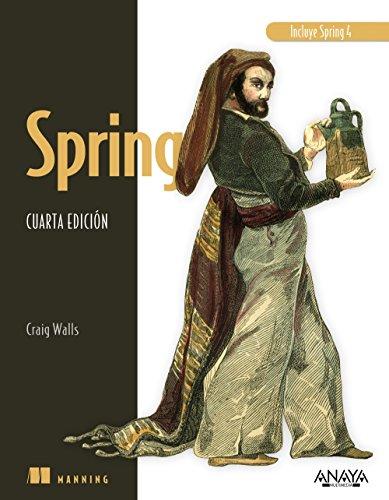 Spring. Cuarta Edición (Anaya Multimedia/Manning)