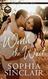 Worth the Wait: A single mom, small town, slow burn romance (Small-Town Secrets Book 1)