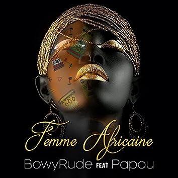 Femme Africaine (feat. Papou)