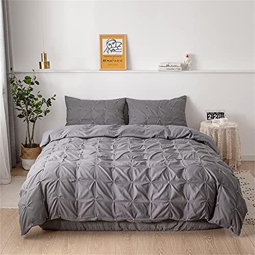 Ropa De Cama Textiles para El Hogar Funda Nórdica De Color Puro Cómoda Suave Y Duradera Fácil De Limpiar 200x230cm