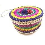 amols Specialty Inc. tortillero (tortillas), diseño de niña con cesto