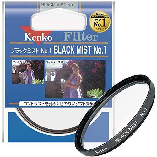 Kenko レンズフィルター ブラックミスト No.1 58mm ソフト描写用 715888