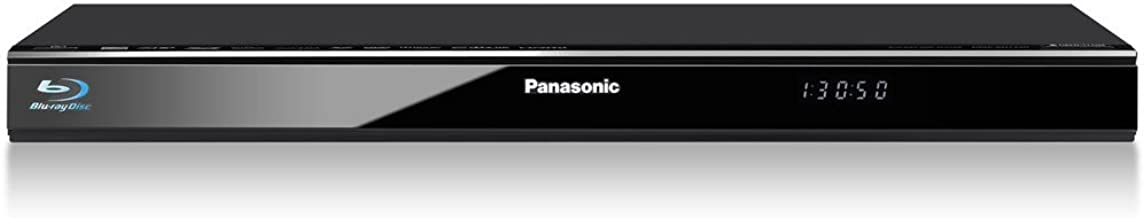 Panasonic DMP-BDT220 Integrated Wi-Fi 3D Blu-ray DVD Player (Renewed)