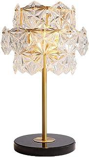 Lampe de table Lampe de table de table de luxe Moderne Moderne Modern Moderne Étude Chambre à chevet Lampe de nuit Personn...