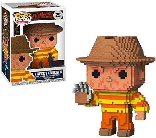 Funko POP! Pesadilla en Elm Street: Freddy Krueger 8-bit