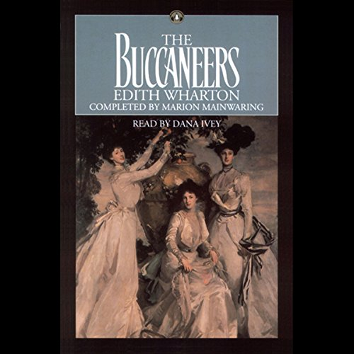 Buccaneers audiobook cover art