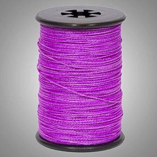 BCY Flo Purple 3D Archery Bow String Serving