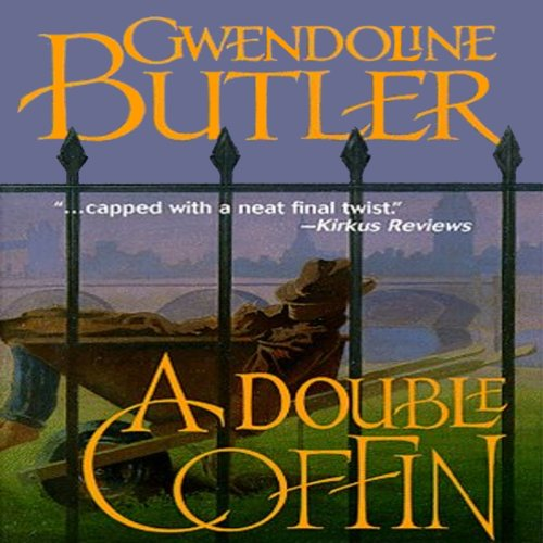 A Double Coffin audiobook cover art