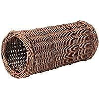 Trixie Túnel para Animales pequeños para Conejos 20cm de diámetro/Longitud 38cm