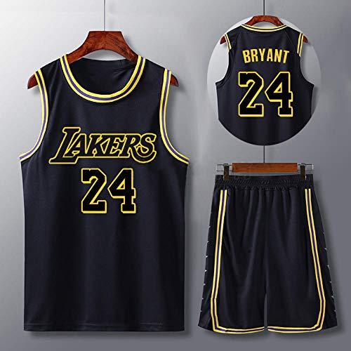 Wenhua Anthony Davis #31 número Lakers Hombres Baloncesto Negro Mamba Jersey, Black Mamba Edición Conmemorativa Camiseta de Baloncesto
