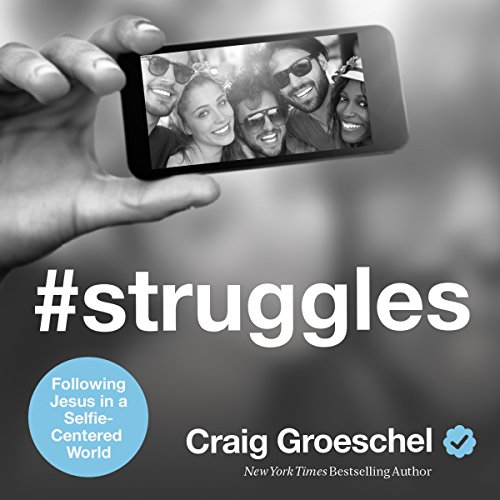 #Struggles audiobook cover art
