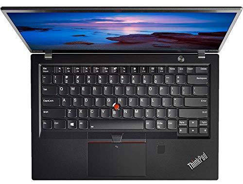 Lenovo ThinkPad X1 Carbon 5 Business Notebook, Intel i7 2 x 2.6 GHz Prozessor, 16 GB Arbeitsspeicher, 512 GB SSD, 14 Zoll Display, WQHD, 2560x1440, IPS, LTE, Cam Windows 10 Pro XC5 (Generalüberholt)