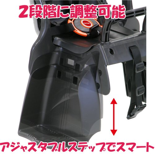 OGK(オージーケー技研)『カジュアルリヤキッズシート(RBC-015DX)』