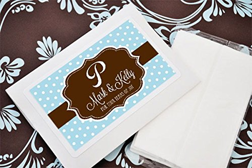 Tears of Joy Personalized Tissue Packs - Total 24 items